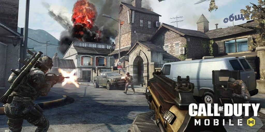 Download Call of Duty mobile Latest Version Apk + Obb