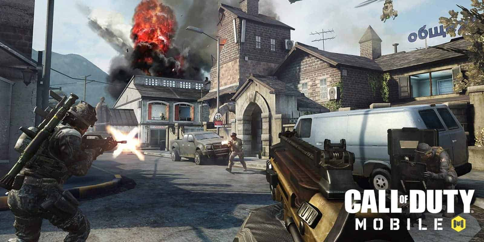 Download Call of Duty mobile apk + obb latest version