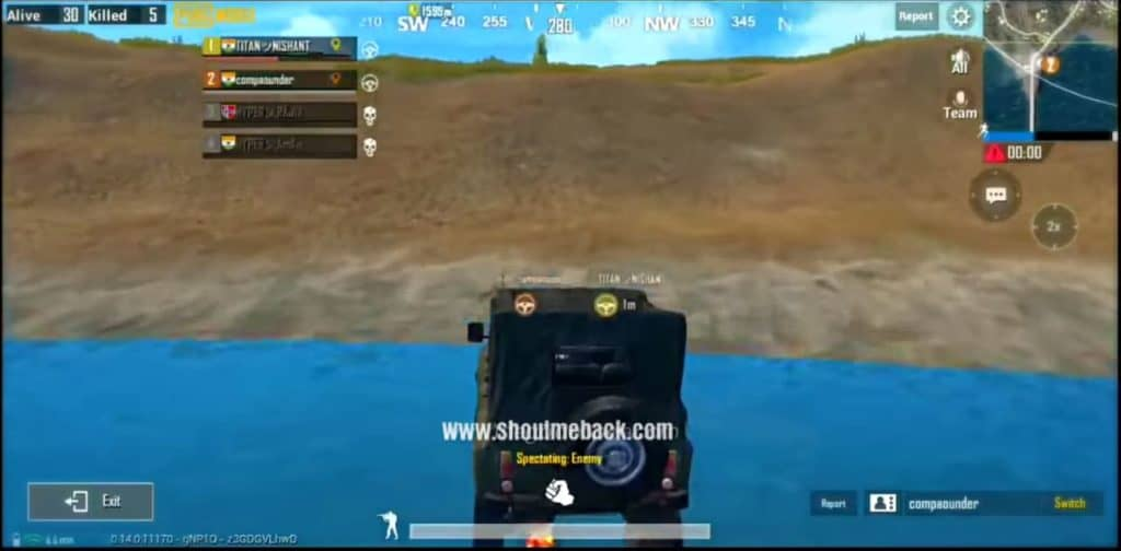PUBG Mobile Flying Vehicles Hack