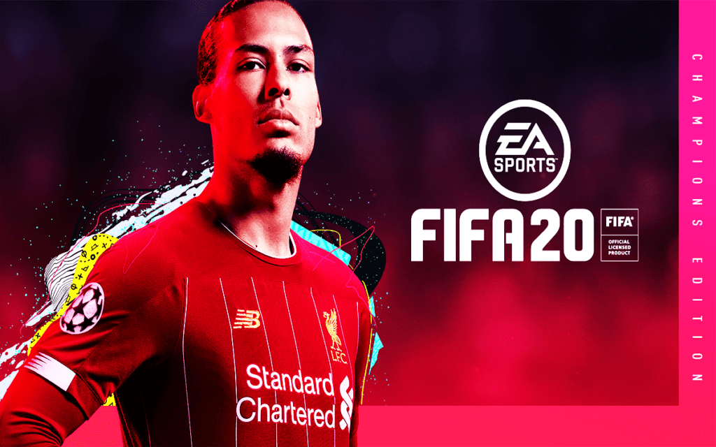 Stream FIFA 20 on Twitch