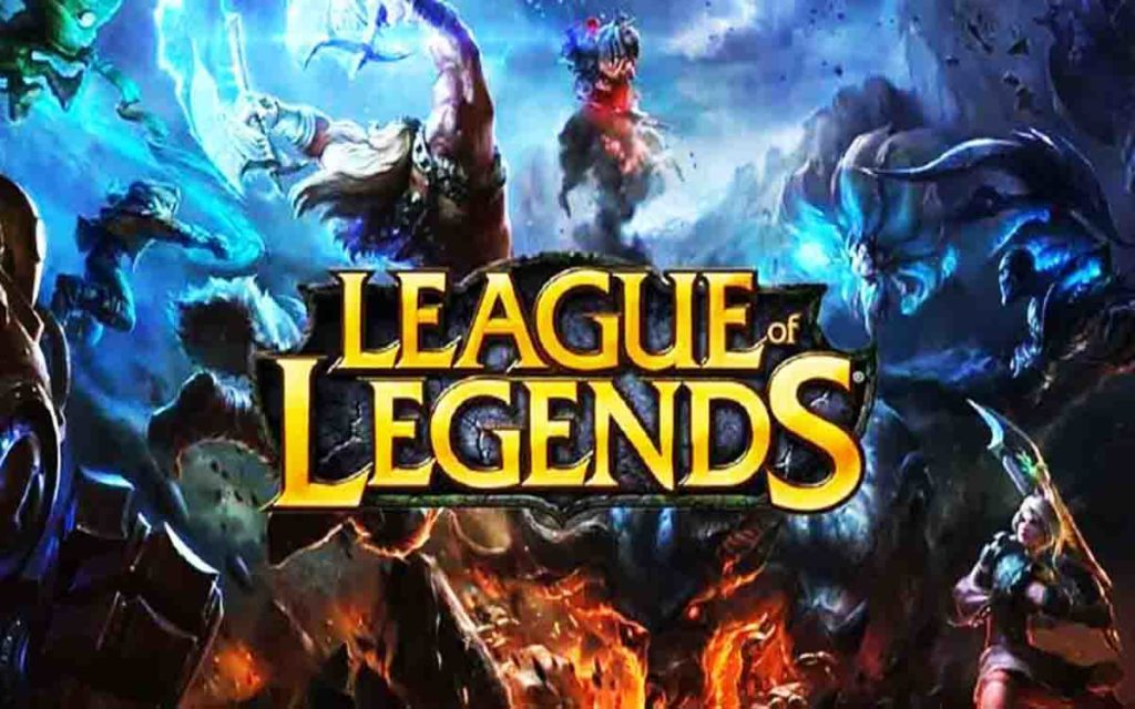 Stream League Of Legends on Twitch