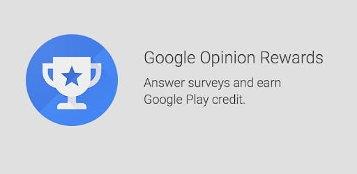 Earn Real Cash using Google Opinion Rewards