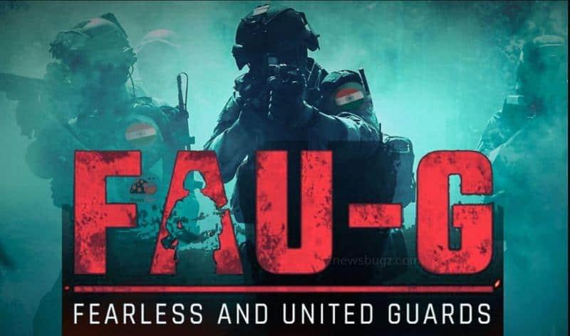 Download FAU-G App