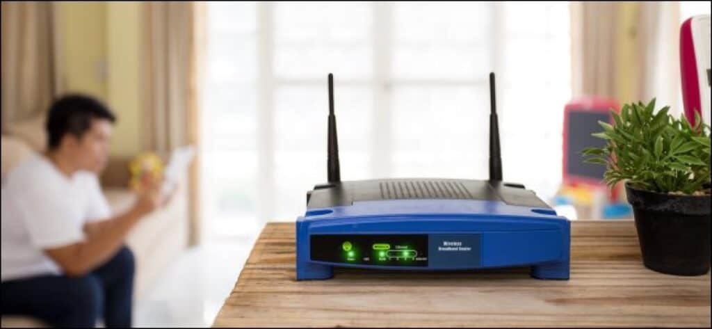 Position your Router Correctly to Speed up Internet
