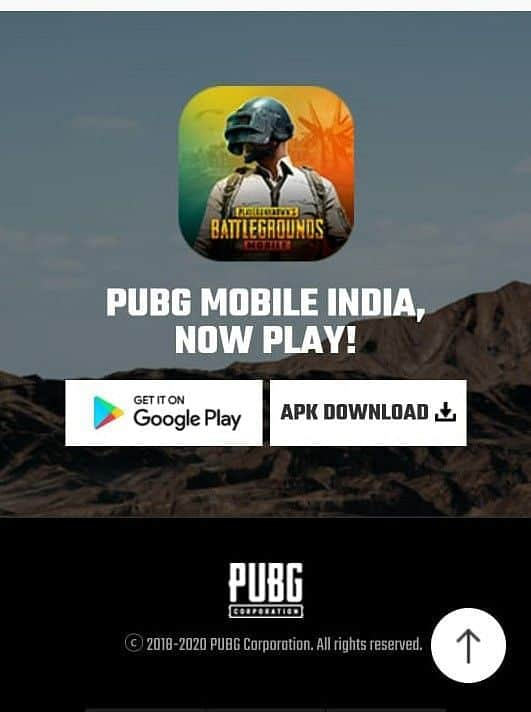 PUBG Mobile India Apk Link Spotted by Some Users