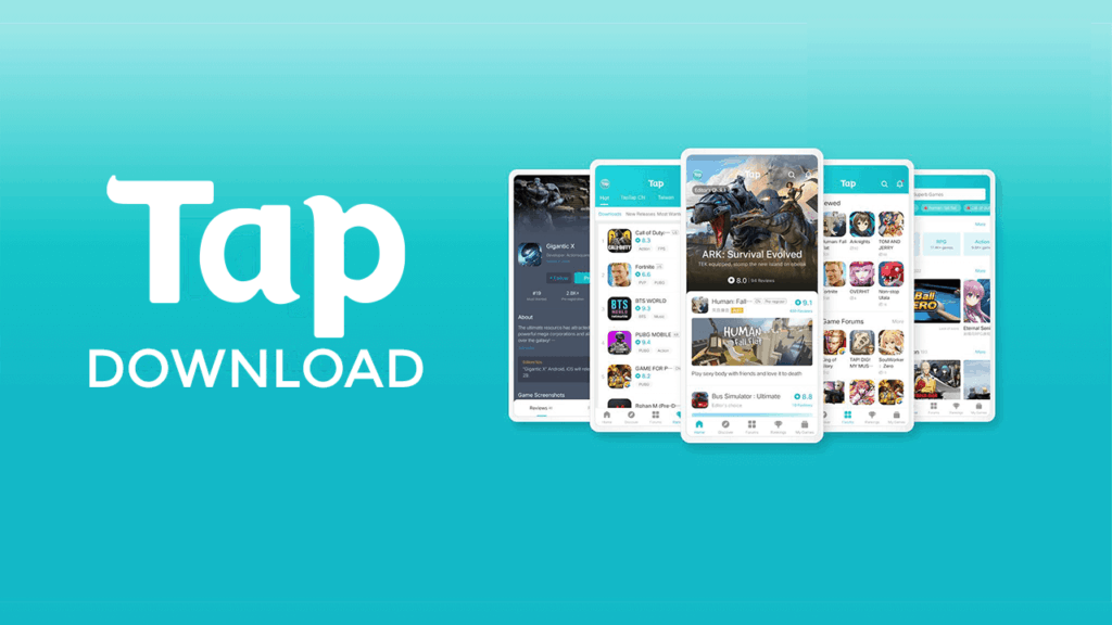 Download PUBG Mobile India using TapTap app